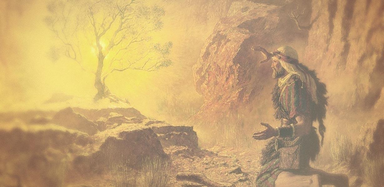Come Mosè, nell'intimità con il Dio fedele